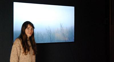 PODCAST -Interview de Marine De Contes, cinéaste, par Anne-Frédérique Fer, à Paris, le 19 février 2021, durée 16'26. © FranceFineArt.
