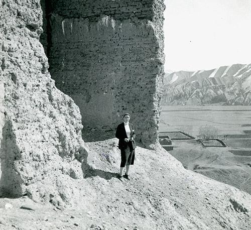 Ria Hackin, Archives photographiques du MNAAG.