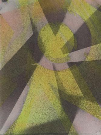 Mustapha Azeroual, ACTIN sans titre #03, 2019. Courtesy Galerie Binome. ©Mustapha Azeroual, courtesy Galerie Binome.