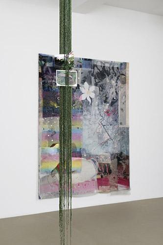 Mimosa Echard, Numbs, vue d'exposition, Galerie Chantal Crousel, 2021. Courtoisie de l'artiste et de la Galerie Chantal Crousel, Paris. Photo : Aurélien Mole.