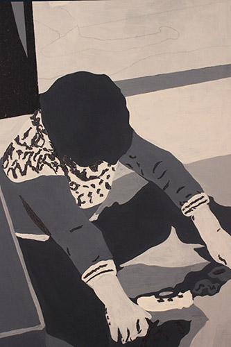 Agathe Dos Santos, Les demeures de Le Corbusier. © Agathe Dos Santos.