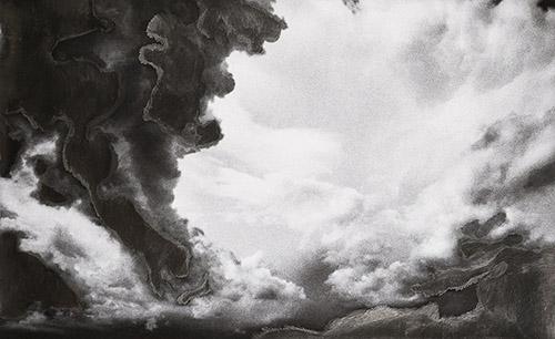 Daphné Le Sergent, Fuck the cloud, détail, 2015, courtesy de l'artiste.