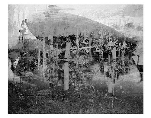 Vincent Chevillon, Spermwhaler's dream, 2011-2020, courtesy de l'artiste.