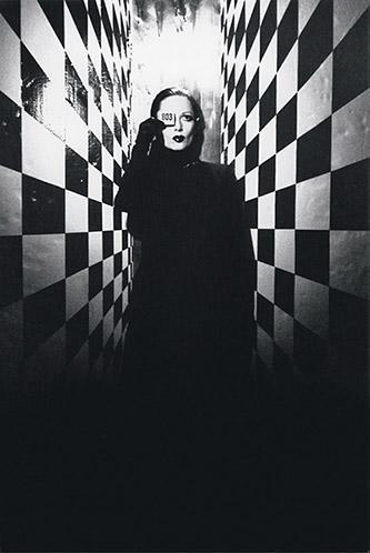 Manon, Elektrokardiogramm 303/304, série photographique, 1979. Courtesy de l'artiste.