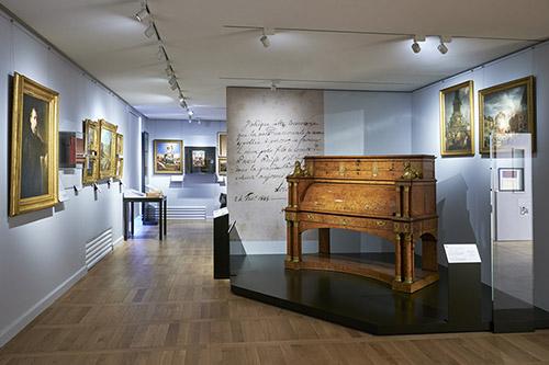 Collections de la Révolution de 1848, musée Carnavalet - Histoire de Paris. © Pierre Antoine.