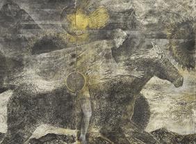 """""""Jan Vičar – Un coeur dans la rivière"""" au Pavillon Comtesse de Caen, Palais de l'Institut de France, Paris, du 20 mai au 13 juin 2021"""