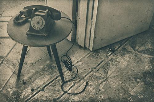 Aassmaa Akhannouch, série La maison qui m'habite encore… © Aassmaa Akhannouch.