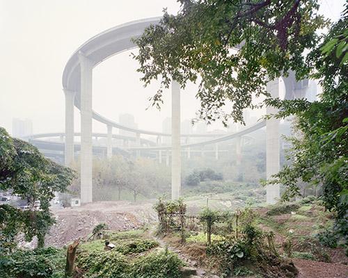 Cyrus Cornut, série Chongqing, sur les quatre rives du temps qui passe. © Cyrus Cornut.