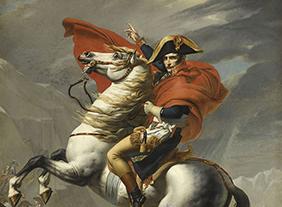"""""""Napoléon"""" à la Grande Halle de La Villette, Paris, du 28 mai au 19 décembre 2021"""