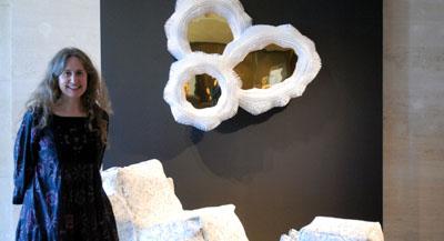 PODCAST -Interview de Cloé Pitiot, Conservatrice au Département moderne et contemporain au Musée des Arts Décoratifs, et co-commissaire de l'exposition, par Anne-Frédérique Fer, à Paris, le 28 mai 2021, durée 18'56. © FranceFineArt.