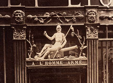 """🔊 """"Eugène Atget"""" Voir Paris, à la Fondation Henri Cartier-Bresson, Paris, du 3 juin au 19 septembre 2021"""
