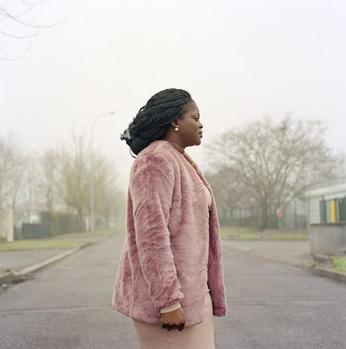 Hortense Soichet, Itinéraire avec Manuella, région parisienne, 2018. © Hortense Soichet.