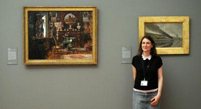 Interview de Anne-Charlotte Cathelineau, conservatrice au Petit Palais en charge des arts graphiques anciens et commissaire de l'exposition, par Anne-Frédérique Fer, à Paris, le 7 juin 2021, durée 19'07.© FranceFineArt.