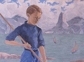 """🔊 """"Augustin Rouart"""" La peinture en héritage, au Petit Palais, Paris, du 1er juin au 10 octobre 2021"""