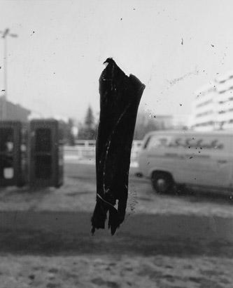 Michael Schmidt, Sans titre Waffenruhe [Cessez-le-feu], 1985-87.