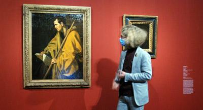 Interview de Corentin Dury, conservateur du patrimoine, chargé des collections anciennes au musée des Beaux-Arts d'Orléans, et commissaire de l'exposition, par Anne-Frédérique Fer, à Orléans, le 11 juin 2021, durée 19'55.© FranceFineArt.
