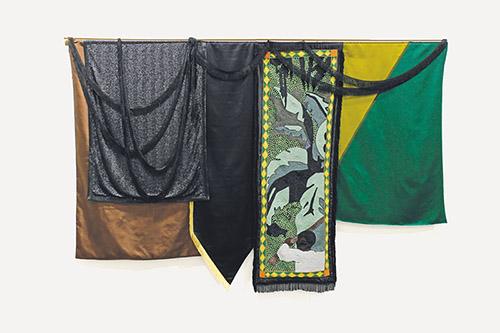 Kapwani Kiwanga, Nations, Snake Gully, 1802 [Nations, La Ravine à couleuvres,1802], 2018, collection Thibault Poutrel. © Courtesy Galerie Poggi, Paris / Aurélien Mole / Adagp, Paris 2021.