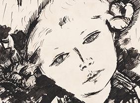 """🔊 """"Lurçat intime"""" au Pavillon Comtesse de Caen, Palais de l'Institut de France, Paris, du 24 juin au 15 août 2021"""