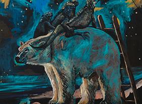 """🔊 """"Réouverture du musée de la Chasse et de la Nature"""" & """"Damien Deroubaix, La Valise d'Orphée"""" au musée de la Chasse et de la Nature, Paris, du 3 juillet au 31 octobre 2021"""