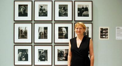 """PODCAST : Interview de Virginie Chardin, commissaire de l'exposition, par Anne-Frédérique Fer, à Arles, le 9 juillet 2021, durée 18'55"""". © FranceFineArt."""