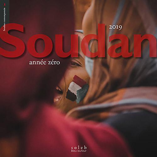 Couverture Soudan, année zéro, aux éditions Soleb, 2021.