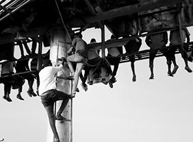 """🔊 """"Thawra ! Révolution !"""" à l'Église des Trinitaires, Les Rencontres de la photographie d'Arles – 52e édition, du 4 juillet au 26 septembre 2021"""