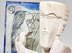 """🔊 """"Nouvelle présentation des collections du musée Zadkine"""" au musée Zadkine, Paris, du 22 juin à fin août 2021"""