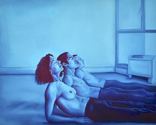 Rose Barberat, Le Progrès, 2020. Galerie Pact.