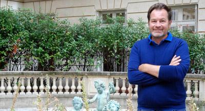 Interview de Guillaume Piens, commissaire général d'Art Paris Art Fair, par Anne-Frédérique Fer, à Paris, le 23 août 2021, durée 23'27. © FranceFineArt.