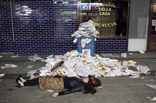 Maciej Dakowicz, Série Cardiff After Dark. © Maciej Dakowicz.