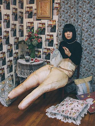 Mari Katayama, Shadow Puppet #014, 2016. © Mari Katayama.