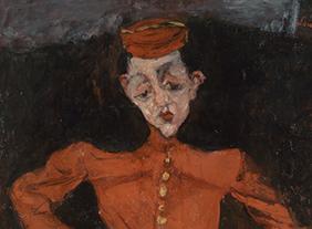 """🔊 """"Chaïm Soutine / Willem de Kooning"""" La peinture incarnée, au Musée de l'Orangerie, Paris, du 15 septembre 2021 au 10 janvier 2022"""