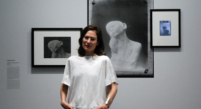 Interview de Julie Jones, conservatrice au cabinet de la photographie - Centre Pompidou et commissaire de l'exposition, par Anne-Frédérique Fer, à Paris, le 14 septembre 2021, durée 17'36.© FranceFineArt.