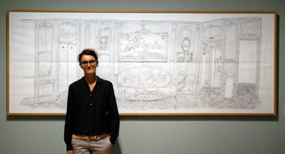 Interview de Annick Lemoine, directrice du musée Cognacq-Jay et co-commissaire de l'exposition, par Anne-Frédérique Fer, à Paris, le 16 septembre 2021, durée 24'07. © FranceFineArt.