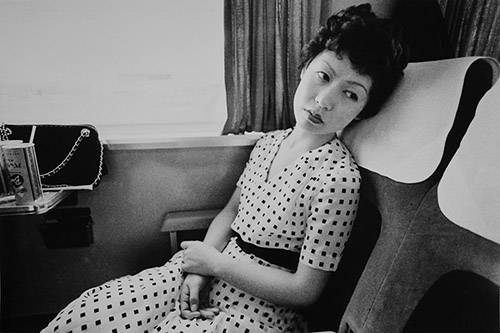 Nobuyoshi Araki, Le voyage sentimental. courtesy galerie In Camera.