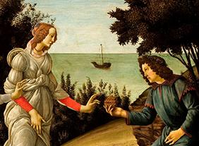 """""""Botticelli"""" Artiste et designer, au Musée Jacquemart-André, Paris, du 10 septembre 2021 au 24 janvier 2022"""