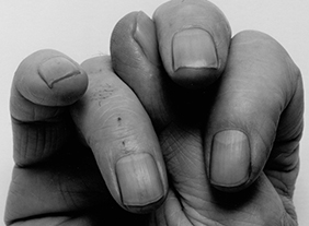 """🔊 """"John Coplans"""" La vie des formes, à la Fondation Henri Cartier-Bresson, Paris, du 5 octobre 2021 au 16 janvier 2022."""