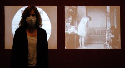Interview de Marie Robert, conservatrice en chef pour la photographie et le cinéma au musée d'Orsay, et co-commissaire de l'exposition, par Anne-Frédérique Fer, à Paris, le 5 octobre 2021, durée 20'32. © FranceFineArt.