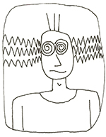 Pietro, dessinateur