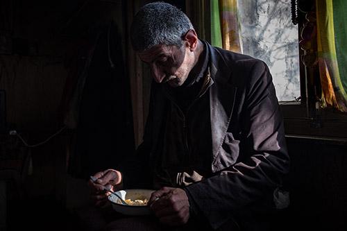 Patrick Rollier, Arménie, année zéro. © Patrick Rollier.