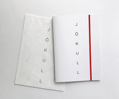Couverture de Jökull, la mémoire des glaciers (2015-2020)de Sandrine Elberg, livre publié en autoédition. © Sandrine Elberg.