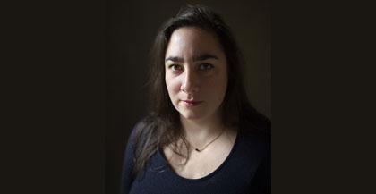 PODCAST - Interview de Élise Llinarès, par Anne-Frédérique Fer, enregistrement réalisé par téléphone, entre Paris et la Normandie, le 14 août 2020, durée 20'10. © FranceFineArt. (autoportrait, crédit © Élise Llinarès)