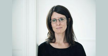PODCAST - Interview de Katherine Longly, par Anne-Frédérique Fer, enregistrement réalisé par téléphone, entre Paris et Bruxelles, le 29 août 2020, durée 15'32. © FranceFineArt. (photographie © France Dubois)