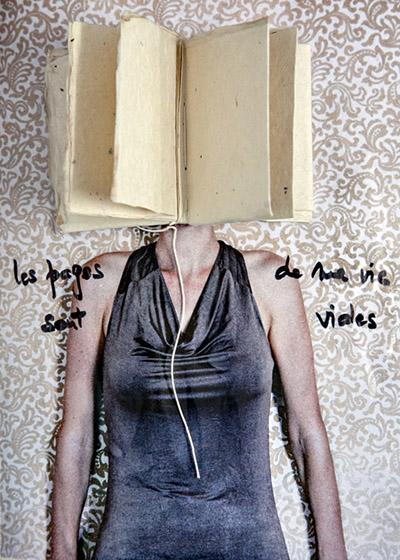 """🔊 """"Je vous écris avec la chair des mots"""" photographies de Michaël Serfaty"""