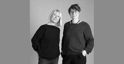 PODCAST - Interview de Catherine Rombouts et de Sophie Richelle, par Anne-Frédérique Fer, enregistrement réalisé par téléphone, entre Paris et Bruxelles, le 24 novembre 2020, durée 22'57. © FranceFineArt. (photographie, © Nicolas Van Brande)
