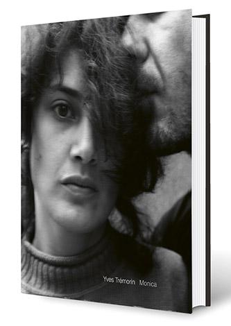 Couverture de Monica de Yves Trémorin aux éditions lamaindonne. © Yves Trémorin. © éditions lamaindonne 2020.