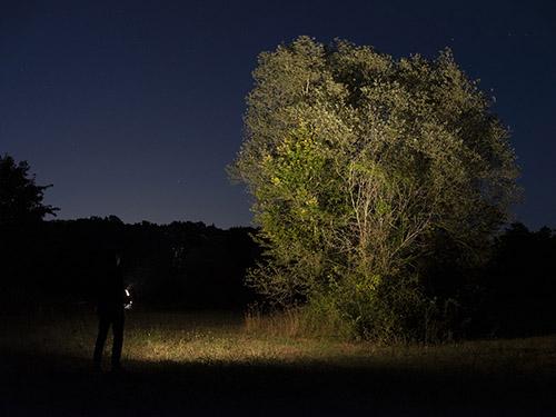 Juliette Agnel, aux étoiles le poids de la terre. © Juliette Agnel.