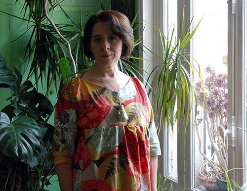 Portrait de Olga Medvedkova ©Anne-Frédérique Fer/FranceFineArt