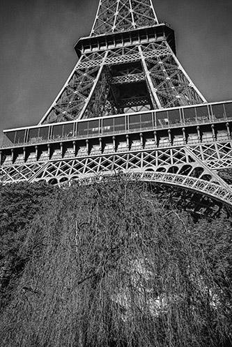 Bertrand Meunier, Paris, avril 2017. © Tendance Floue.