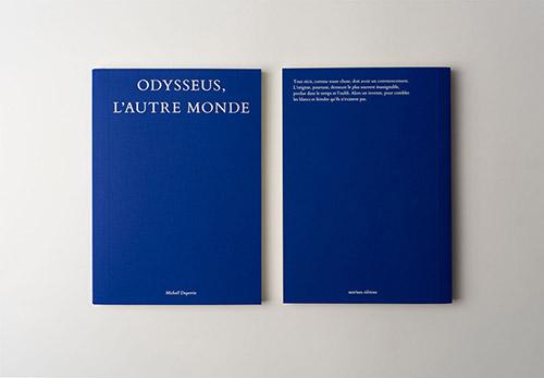 Couvertures Odysseus – l'Autre monde de Michaël Duperrin aux éditions SUN / SUN. © Michaël Duperrin. © éditions SUN / SUN.